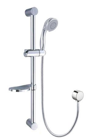 Smh-01b Multi Functions Shower Rail With Soap Tray And Elbow ...