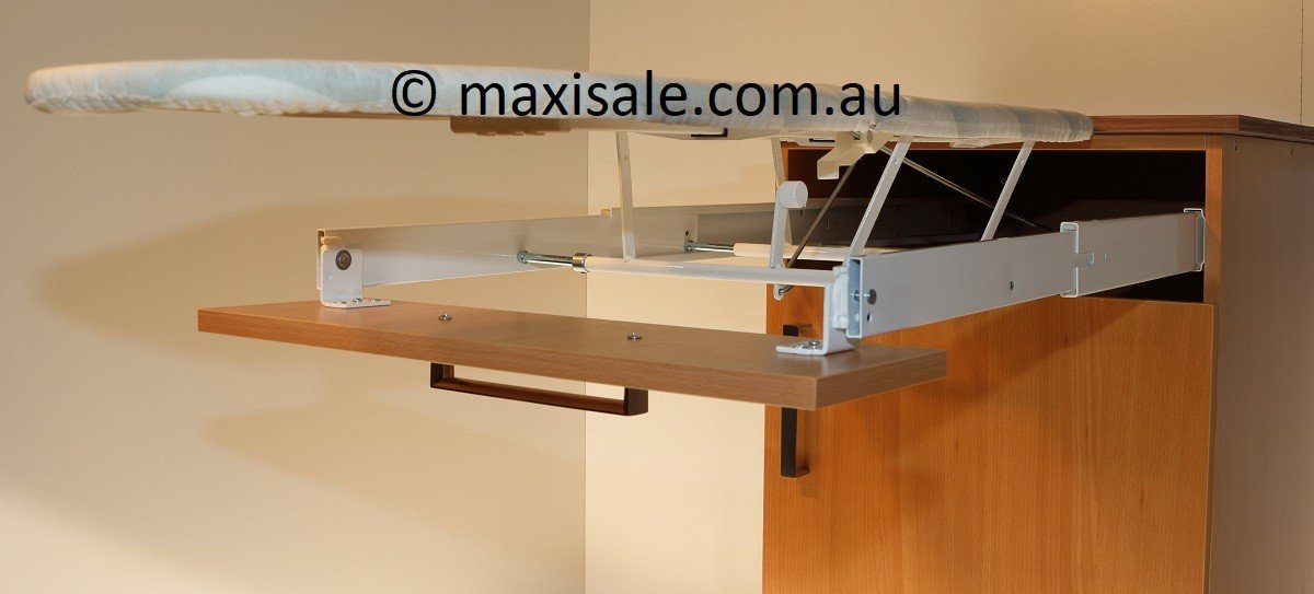 Ironing Board Drawer Mounted From Ironfix Gt Ironing Boards