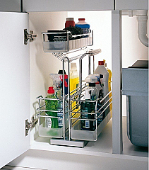 KITCHEN STORAGE AND ACCESSORIES
