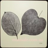2 Leaves Placemats. maxisale.com.au