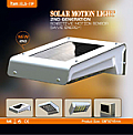 SOLAR MOTION WALL LIGHT