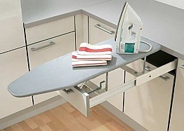 Ironing Board Drawer Mount - Vauth Sagel