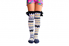 MADMIA TRIBAL SOCKS