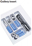 Universal Cutlery Insert Kitchen Accessories