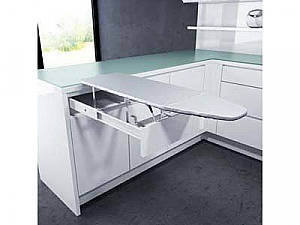 Ironing Board Cover - Replacement ironing board cover for Vauth Sagel Pull Out Drawer Ironing Board