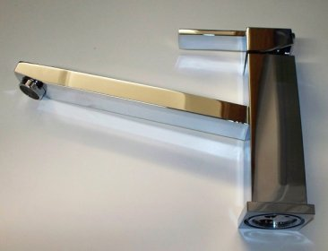 TYO-42L SQUARE KITCHEN MIXER WITH LONG SPOUT AT MAXISALE.COM.AU
