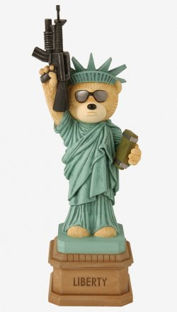BAD TASTE BEARS - LIBERTY A GENUINE COLLECTOR'S ITEM AT MAXISALE.COM.AU