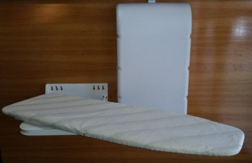 Front Cover for Ironfix Wall Mounted Ironing Board