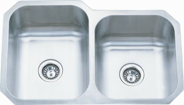 UNDER MOUNT KITCHEN SINK BD-78, KITCHEN SINKS, KITCHEN ACCESSORIES, SINK, STAINLESS STEEL KITCHEN SINK, HOMES, SQUARE UNDER MOUNT SINK BD-78