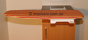 Ironing Board Shelf Mounted Ironfix maxisale.com.au