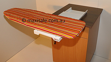 LATERAL IRONING BOARD