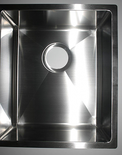 UNDER MOUNT KITCHEN SINK BD-7440R, KITCHEN SINKS, KITCHEN ACCESSORIES, SINK, STAINLESS STEEL KITCHEN SINK, HOME
