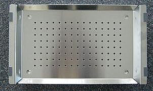 TRAY FOR UNDERMOUNT SINKS BD-7440 & BS-3540, KITCHEN ACCESSORIES, SINK ACCESSORIES, TRAY